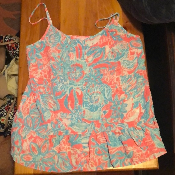 Lilly Pulitzer Tops - Lilly Pulitzer tank